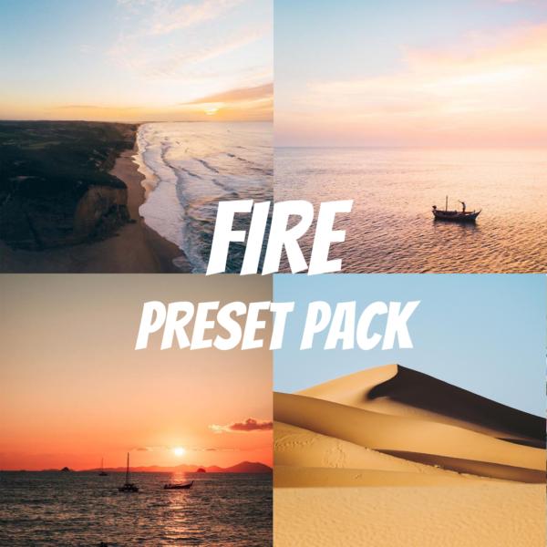 Fire Preset Pack