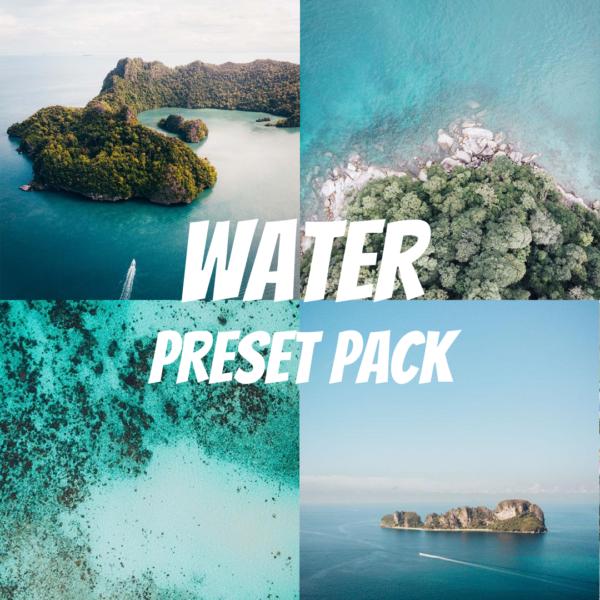 Water Preset Pack