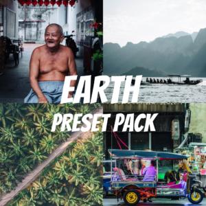 Earth Preset Pack