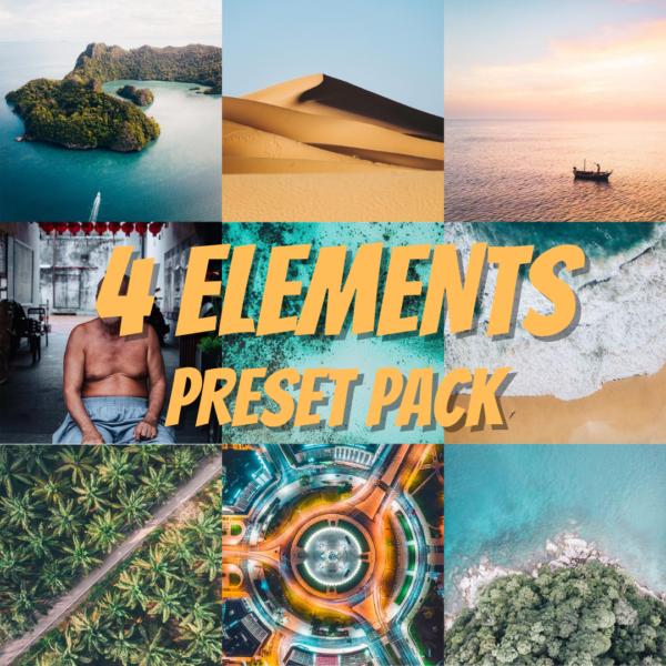 4 Elements Preset Pack